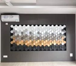 Ceramic 3d Wall Tile, Thickness: 10 mm