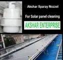 Automatic Solar Panel Washing System