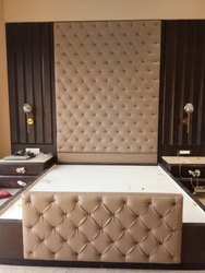 Hrishikesh Engineering Custom Bedroom Furniture, For Domestic/Commercial, Size: Custom