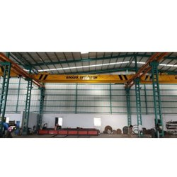 5 Ton Overhead Traveling Type EOT Crane