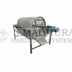 1 -3 Hp Rotary Sand Screening Machine