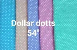 Dolar Dots 54''  Fabric