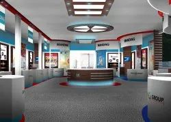 Exhibition Stall Designing Service, Pan India