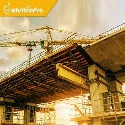 Concrete Frame Structures Industrial Projects Bridge Construction