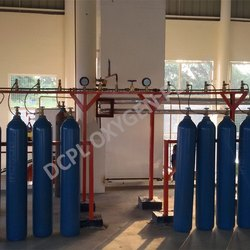 Oxygen And Nitrogen Cylinder Filling Plant