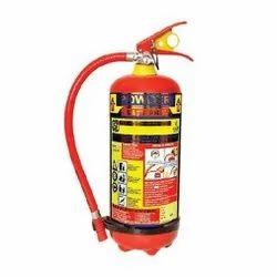 Safe Pro Fire Extinguisher Abc 9 Kg