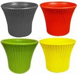 Plastic Plants Pot