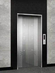 Stainless Steel Auto Door Elevator