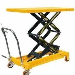 500 Kg Hydraulic Lifting Trolley