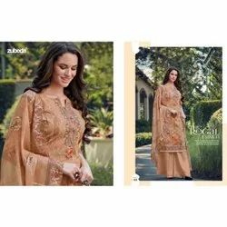 Salwar Party Wear Georgette Embroidered Suit