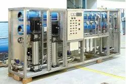 Industrial Mineral Water RO Plant