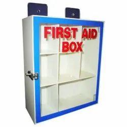 Acrylic First Aid Kit Box