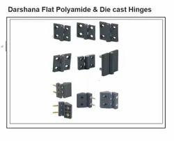 Darshana Flat Polyamide & Die Cast Hinges