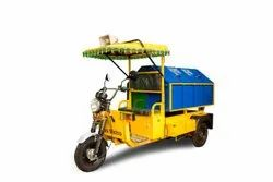 Battery Operated Garbage Loader