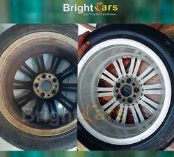 Car Alloy Wheel Treatment Services