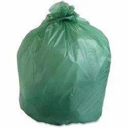 Green Compostable Garbage Bag