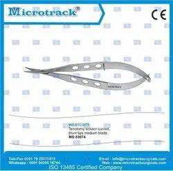 Westcott Tenatomy Scissor - Ophthalmic Surgical Instruments