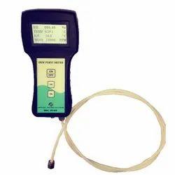 Black Colour Portable Dew Point Monitor