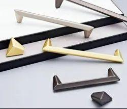 S 2155 Zinc Cabinet Handle