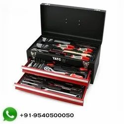 80 Pcs Tool Chest With Tools