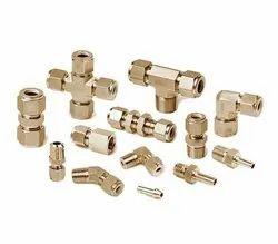 90/10 Copper Nickel Instrumentation Fittings