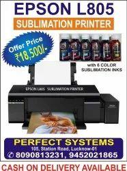 Epson L805 Sublimation Printer 6 Color