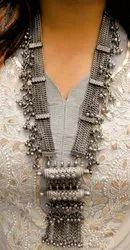 Designer Long Pendant Necklace
