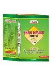 Herbal 400 gms Shahi Dimagh Chatni, Non prescription, Treatment: Daily