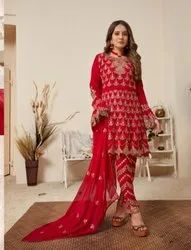DESIGNER EMBROIDRED SUIT