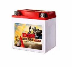 Exide Capacity: 7AH Motorcycle Battery