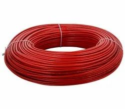 Solid Polycab Copper Flexible Cable, For Electrical Fitting, Size: 4 Mm