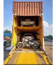 Corporate Factory/Industrial Wood Door To Door Vehicle Relocation Service, in Trucking Cube