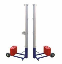 KD Volleyball Post/Poles Mobile Type
