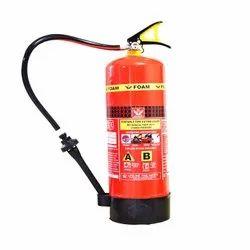 Fire Safety 9 Liter Foam Based Extinguisher