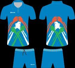 Dri-fit Polyester Short Teknik Customizable Sports Team Dress Kit