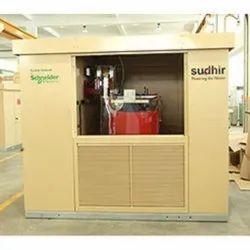 400kVA 3-Phase Package Unitized Substation