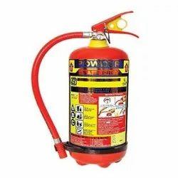 Safe Pro Fire Extinguisher Abc 6 Kg