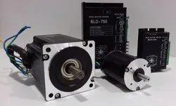Spark Motors Industrial Brushless DC motor, 24 V, Power: 350 W