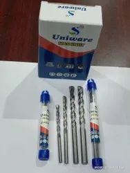 85 - 120mm Selected Hss Material Uw-masonary Drill Bits, Size: 5x85 To 10x120