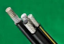 Aluminum Cables, 4 Core