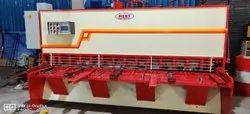 Hydraulic Sheet Metal Shearing Machine