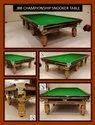 JBB Championship Snooker Table
