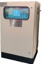 Gas Analyzer with Real Time Data Transmission