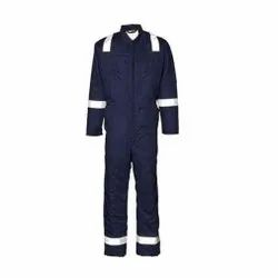 Cover All / Boiler Suit (P+C) With Radium Tape