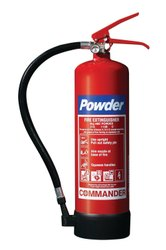Commander 4 Kg ABC Dry Powder Fire Extinguisher