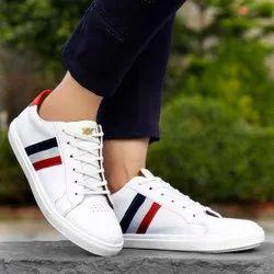 Men Plain Casual Shoes, Size: 6 To 10