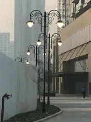 Fancy Street Light Poles