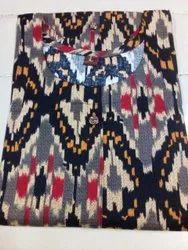 Midha Casual Wear Ladies Woolen Kurti, Wash Care: Handwash, Size: Large