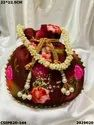 Ethnic Floral Potli Bag