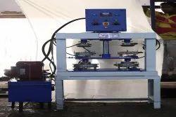 Semi Automatic Advance Technology Paper Plate Making Machine